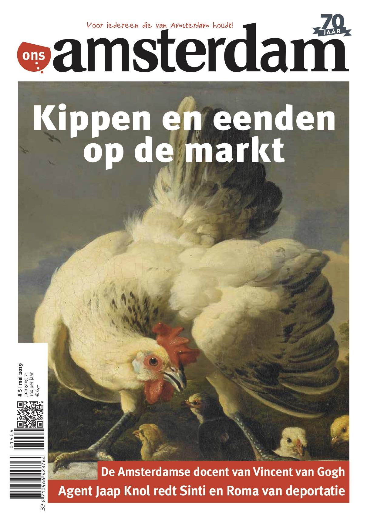 Lees Ons Amsterdam!